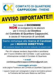 CdQ Avviso candidati