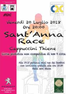 SantAnna Race 2018
