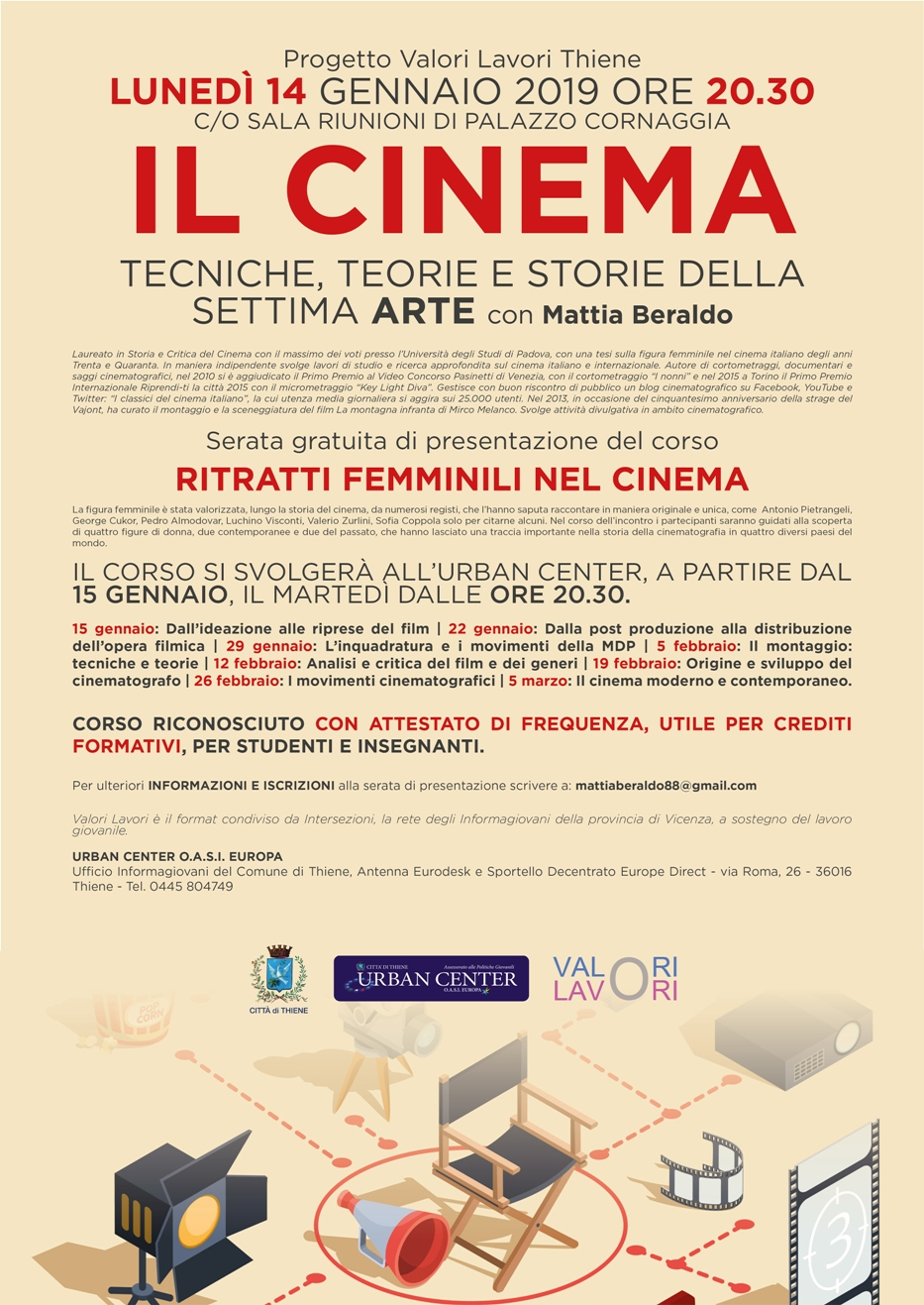 IL CINEMA 5