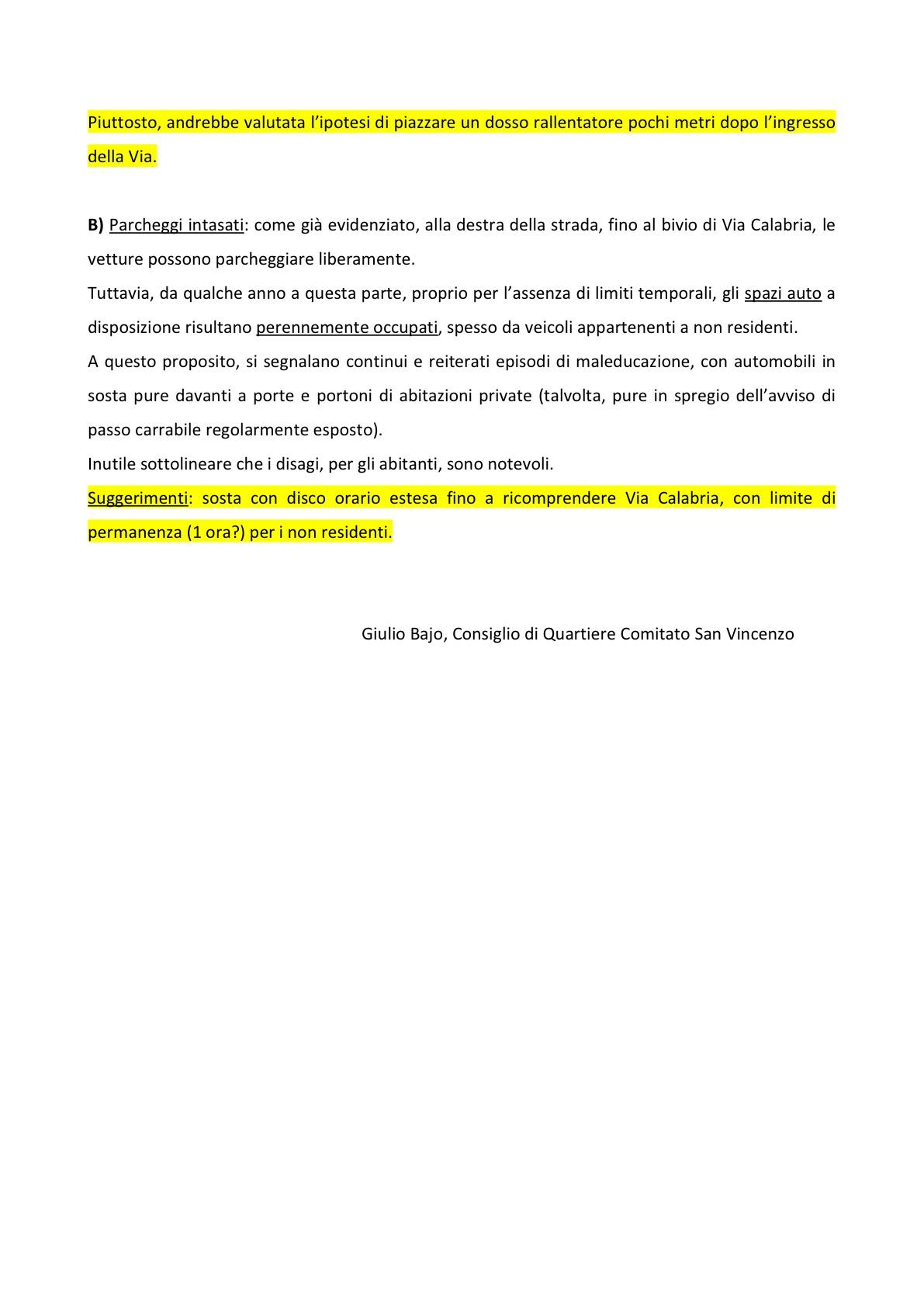 Relazione Via Ferrarin2
