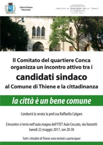 Candidati sindaco A3
